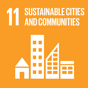 SDG #11 - Sustainable Cities & Communities - The Global SDG Awards
